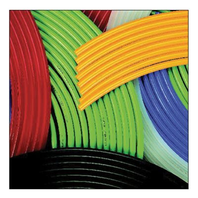 "1/4"" 500' John Guest Polyethylene Tubing-Orange"