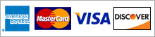Acceted Credit Cards